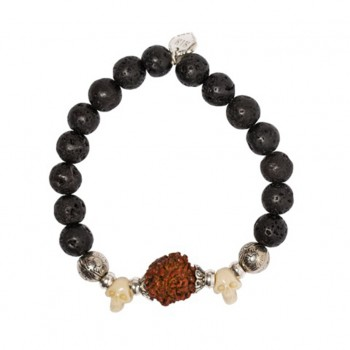 Bracelett ''2 Skulls'' Limited Edition  STYLEJUNKY by Hippie In Heaven