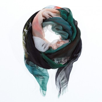 ''7 Eye'' by Frank Dursthoff, Tuch/Scarf/Schal/Pareo/Sarong
