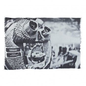''50 Cent 1x Spannen'' by Oliver Rath, Tuch/Schal/Pareo/Sarong