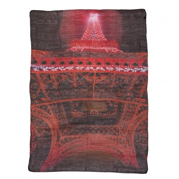 ''Fer Rouge / Red Iron''  by Winnie Denker, Tuch/Schal/Pareo/Sarong