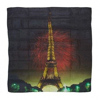 ''French Kiss''  by Winnie Denker, Tuch/Schal/Pareo/Sarong
