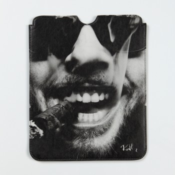 ''Rich Variety'' iPad Sleeve by Oliver Rath