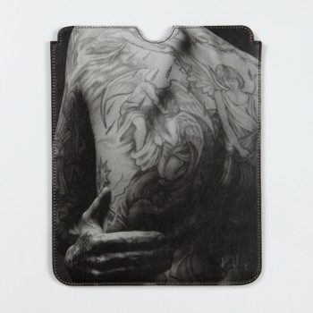 ''Zweisam'' iPad Sleeve by Oliver Rath