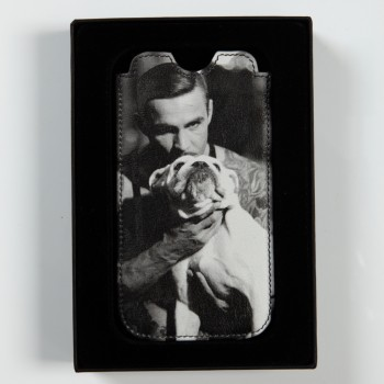 ''Dein bester Freund''  by Oliver Rath,  iPhone sleeve