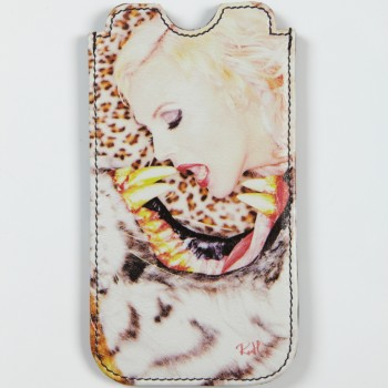 ''Zirkusliebe''  by Oliver Rath,  iPhone sleeve