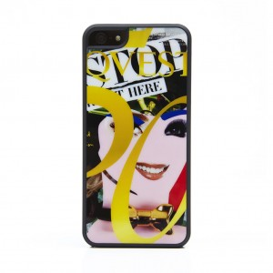 iPhone 5 Hardcover, Qvest ''Art & Fashion'' HD-Foto