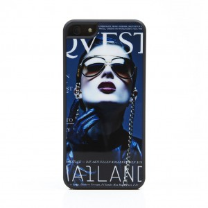 iPhone 5 Hardcover, Qvest ''Mailand'' HD-Foto