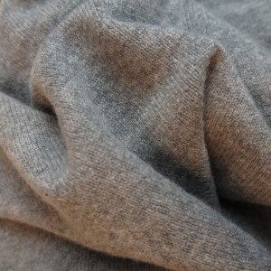 Cashmere Schal, extra fein, Col. GREY FLANELL, Size: XL, 100 % Todd & Duncan Cashmere