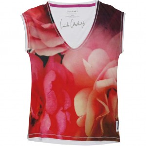 T-Shirt, Natascha O. ''Bed of Roses''