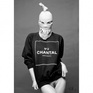 ''Chantal No2'' by Oliver Rath, Scarf/Turban/Pareo/Sarong