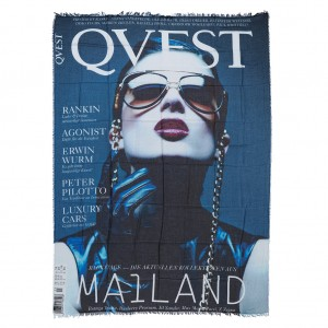 ''Mailand'' by QVEST, Scarf/Turban/Pareo/Sarong