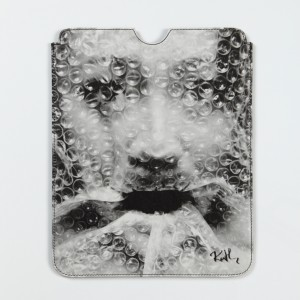 ''Oxygen Asphyxiation'' iPad Sleeve by Oliver Rath
